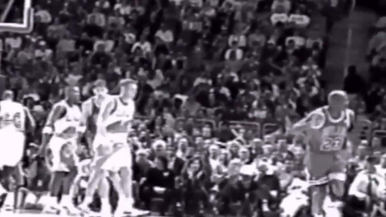 Classic: Michael Jordan silences a heckler in 1995 game