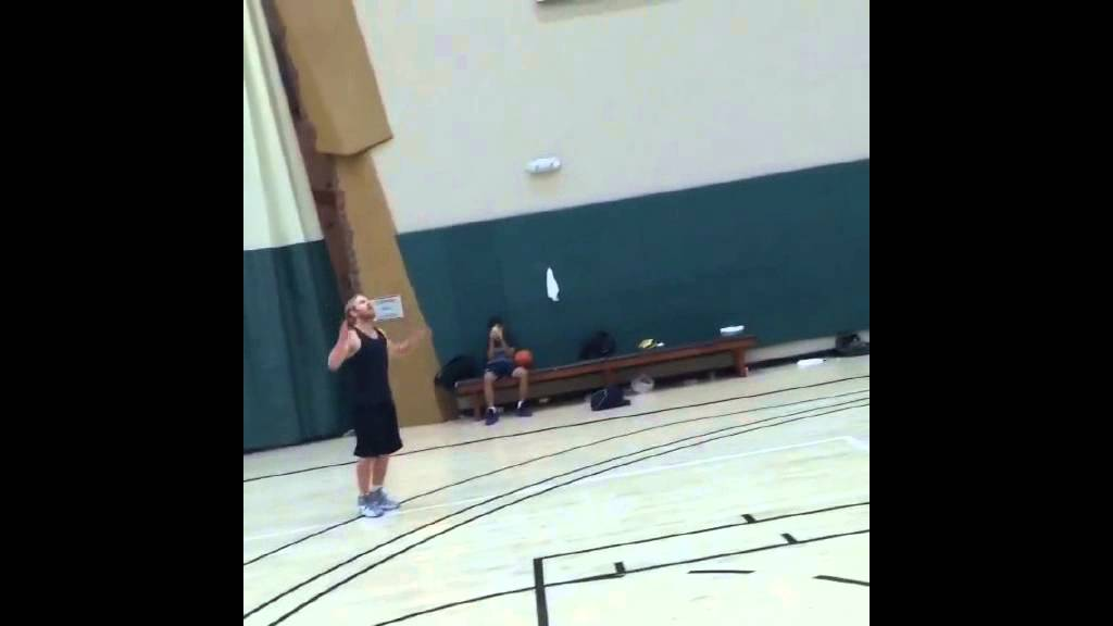 Cowboys WR Cole Beasley throws down a double pump reverse dunk