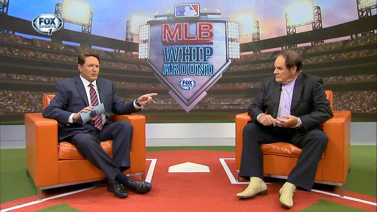 Pete Rose responds to report he bet on baseball as a player