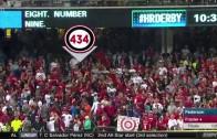 Todd Frazier wins 2015 Home Run Derby (Final Round)
