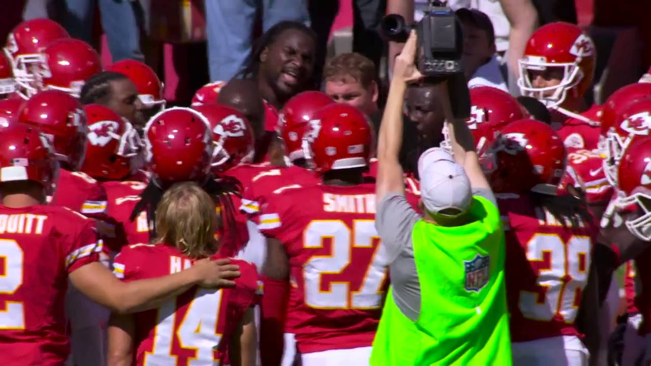 Cancer Free: Kansas City Chiefs SS Eric Berry makes his return