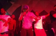 "Damian Lilliard makes rap performance debut as ""Dame Dolla"""