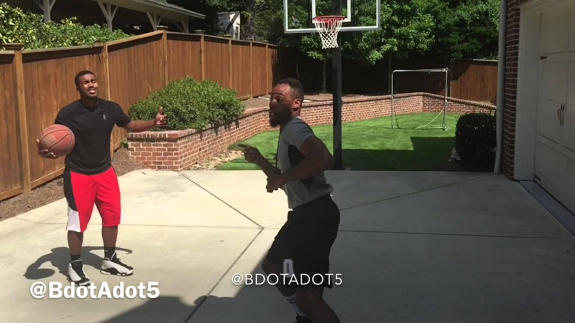 Jokes: Brandon Armstrong imitates NBA referee Joey Crawford