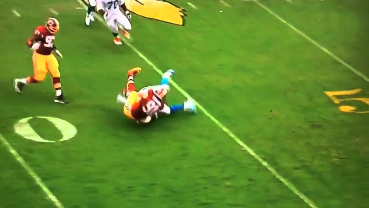 Fumble Of The Year: Miami Dolphins boot football multiple times after fumble