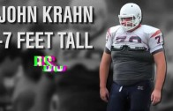Meet the 7-Foot, 440-Pound defensive lineman who is only in high school