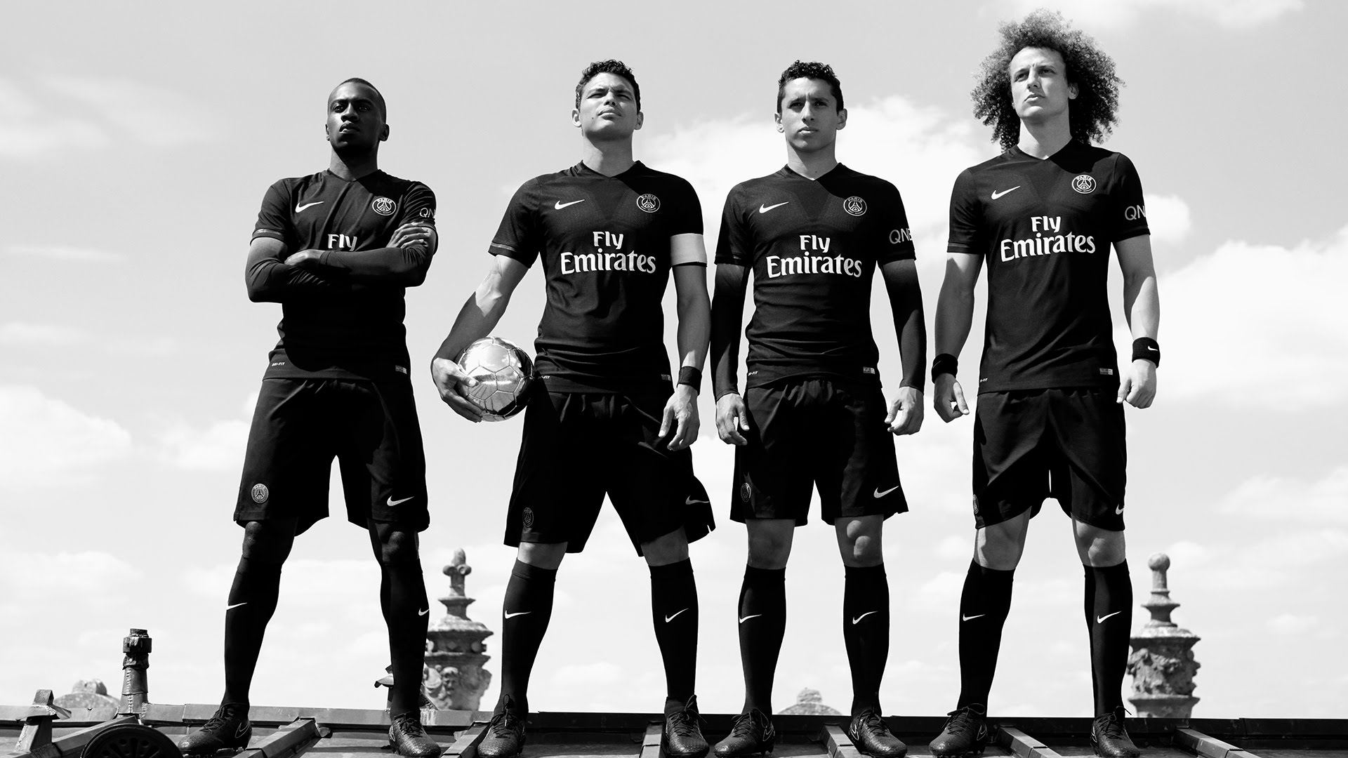 Nike Football Presents: Engineered Invincibility featuring Paris Saint-Germain