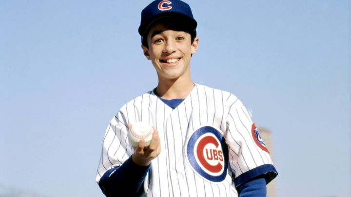 Henry Rowengartner from Rookie of the Year meets Daniel Murphy