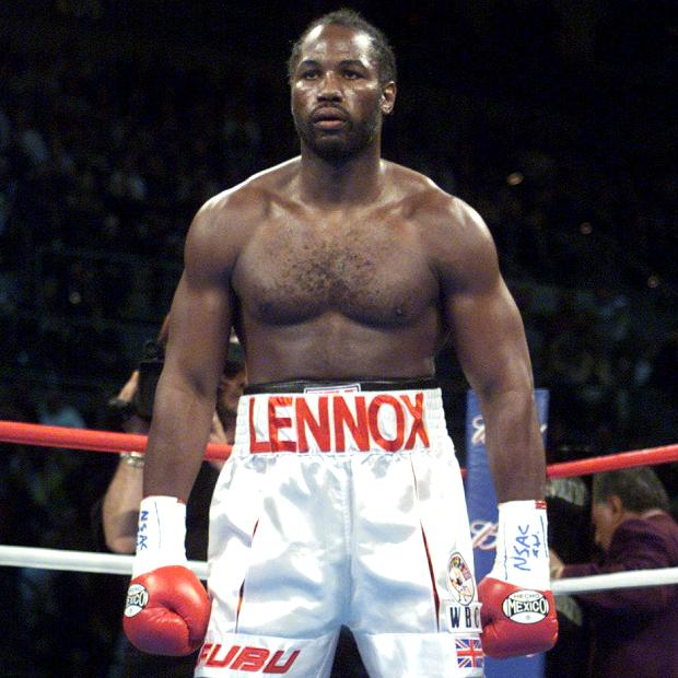 Lennox Lewis gives his thoughts on Genney Golovkin vs David Lemieux