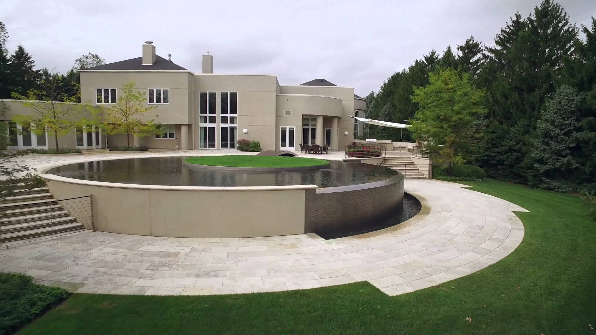 An inside look at Michael Jordan's mansion for sale