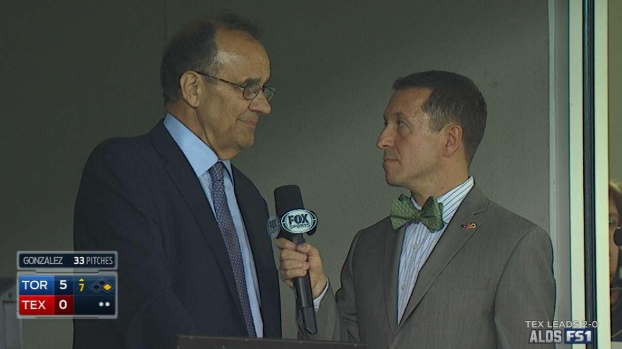 Joe Torre explains the reasoning behind suspending Chase Utley