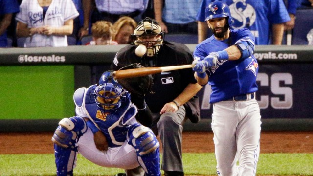 Mini Bautista does it again: Times Jose Bautista's game tying home run