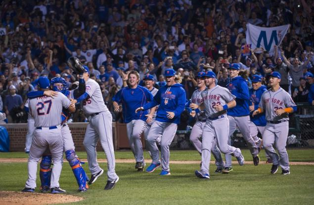 New York Mets are headed to the World Series for first time since 2000
