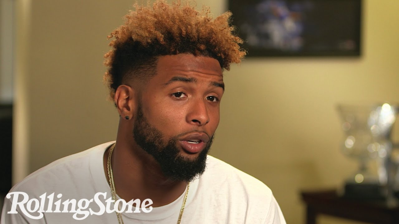 Odell Beckham Jr. talks about how Drake inspires him on & off the field