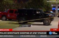 Patriots fan shot outside Dallas Cowboys game