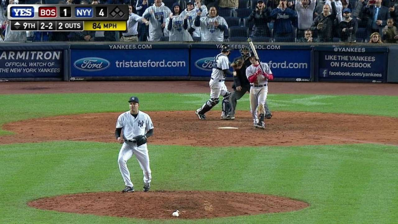 Yankees clinch Wild Card & win 10,000th game