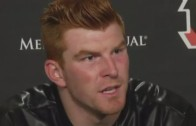 Bengals quarterback Andy Dalton not happy with JJ Watt's comments