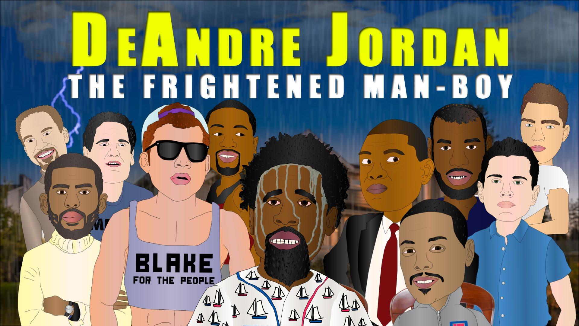 DeAndre Jordan is