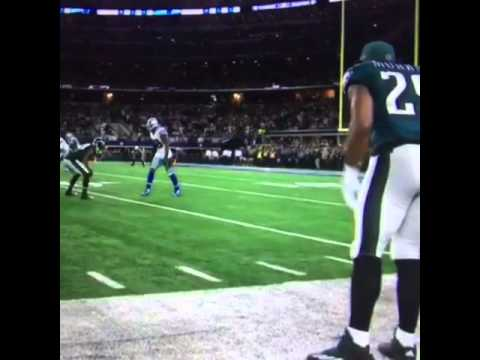 DeMarco Murray was calling Cowboys plays on final drive