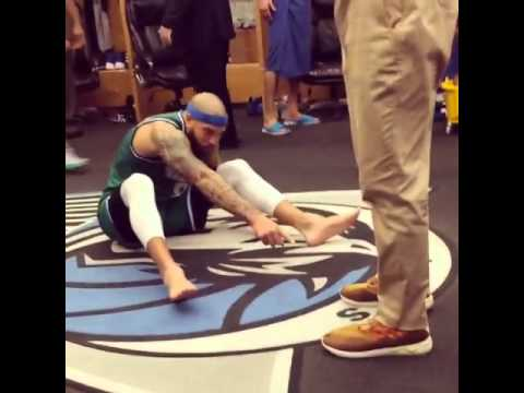 Deron Williams with a hilarious