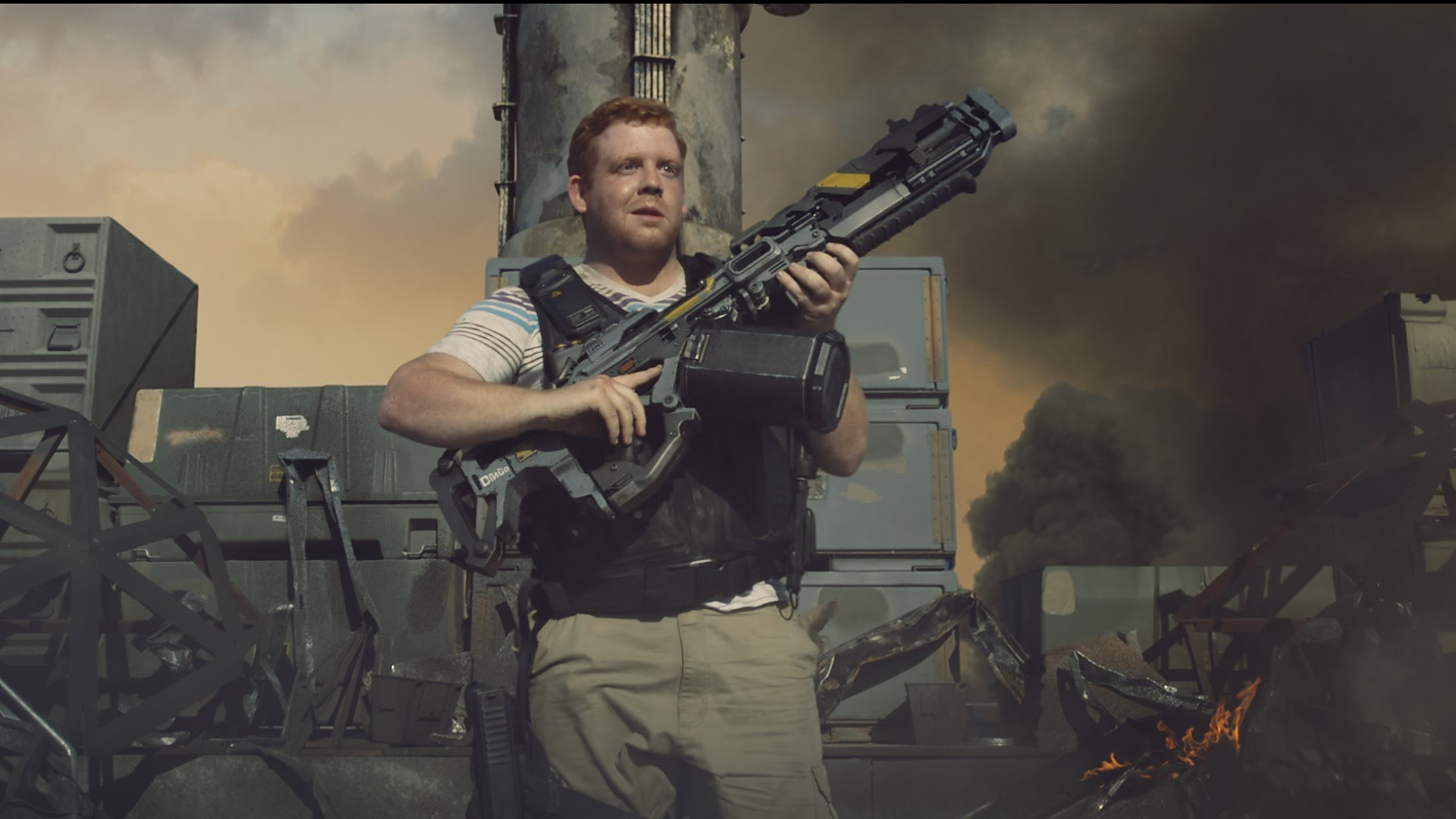 Marshawn Lynch makes cameo appearance in new Call of Duty commercial