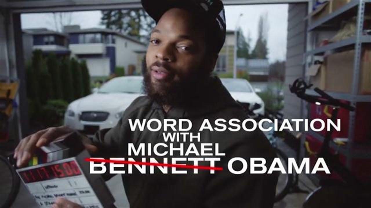 Michael Bennett plays world association... and it is very honest