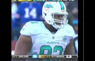 "Ndamukong Suh tells refs ""I'm gonna slam the fuck out of him next time"""