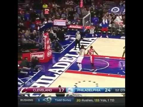 Nerlens Noel tries out for