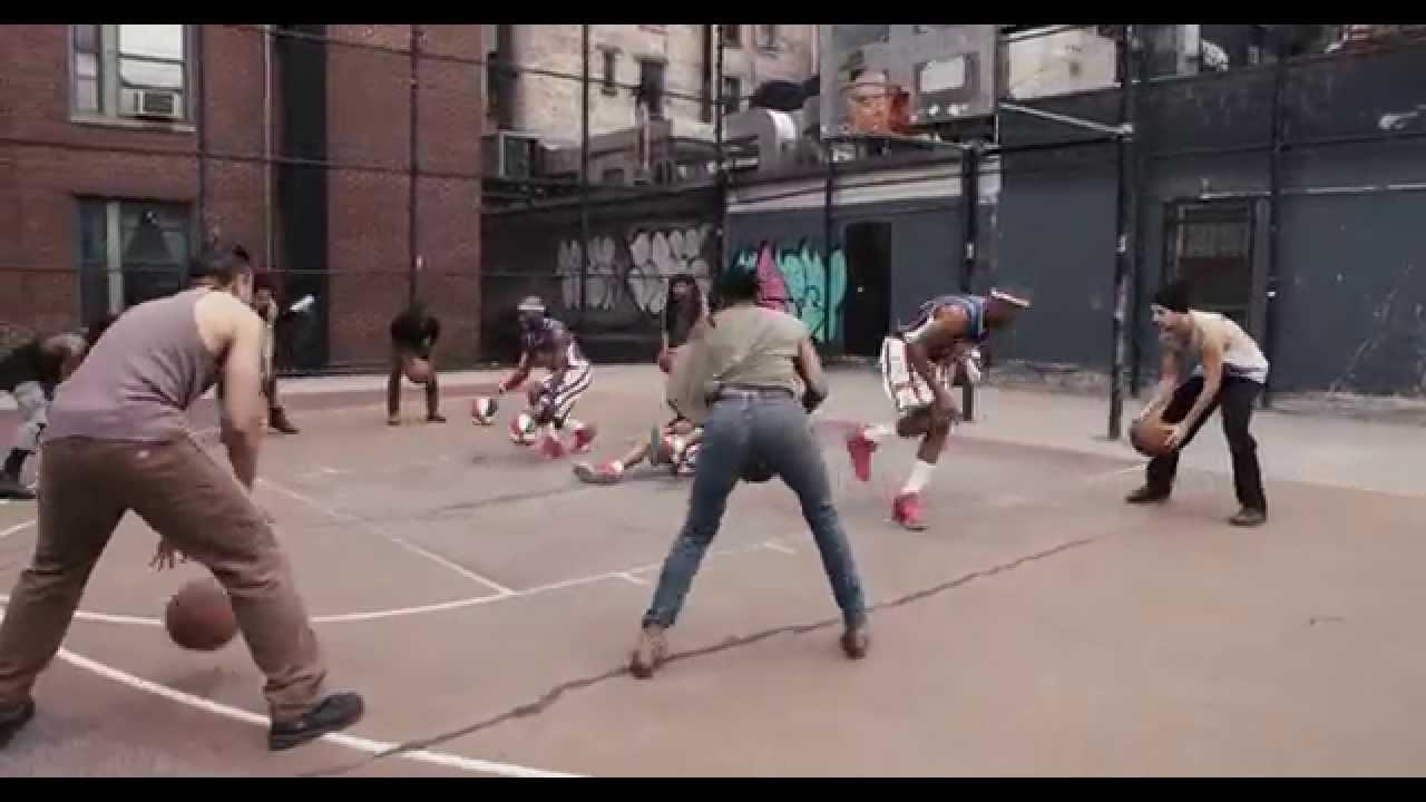 New Harlem Globetrotters commercial is impressive