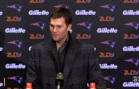 """Tom Brady discusses """"Rex Ryan"""" audible with the media"""