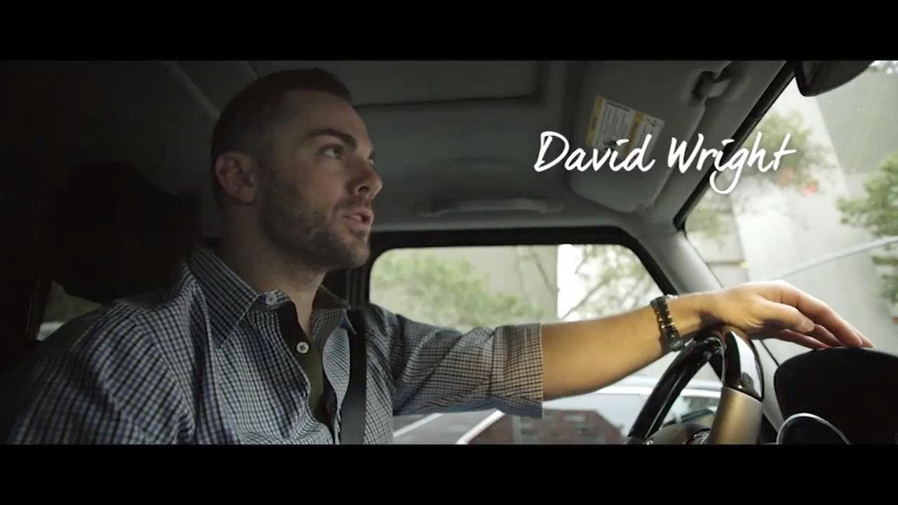 Ride with David Wright as he chases his World Series dream