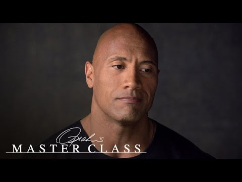 The Rock speaks on depression & making the right career choice