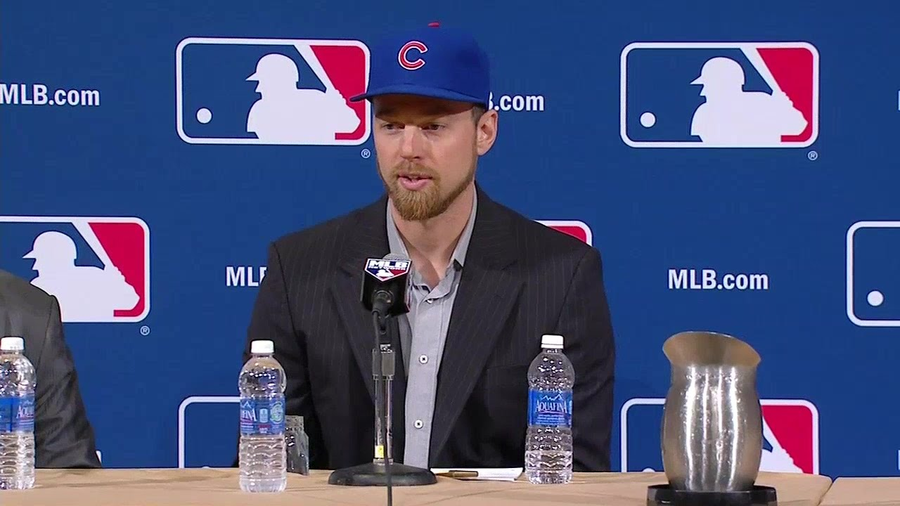 Ben Zobrist wants to bring a championship to the Chicago Cubs
