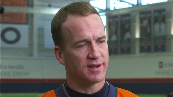 Peyton Manning responds to HGH allegations