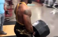 Former Cleveland Browns WR Braylon Edwards has turned Beast Mode