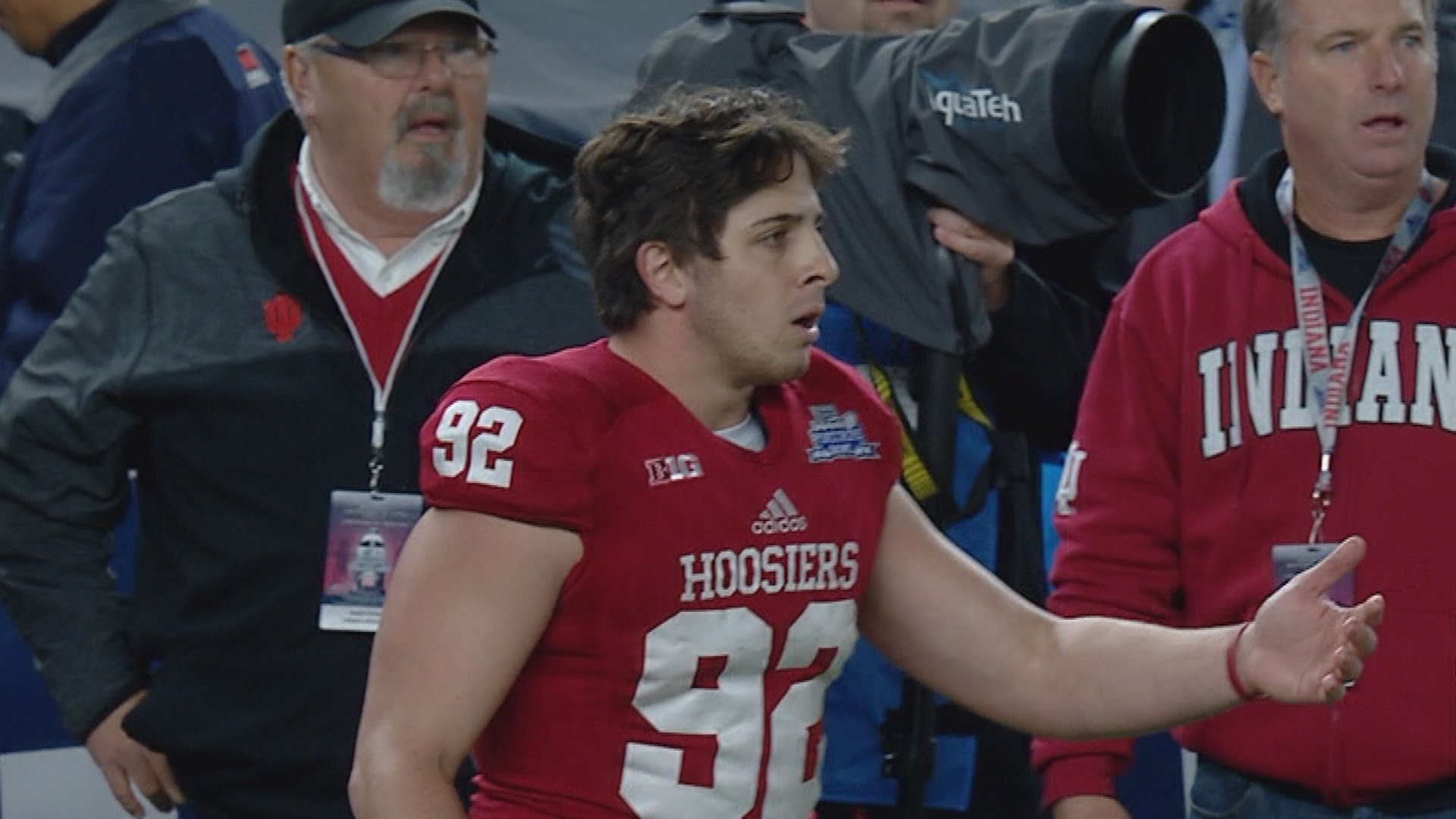 Indiana robbed? Field goal called no good in Pinstripe Bowl