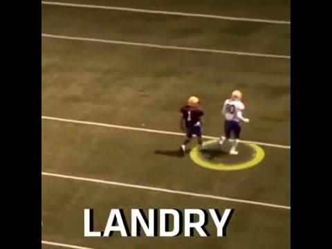 Odell Beckham & Jarvis Landry one handed catches while at LSU