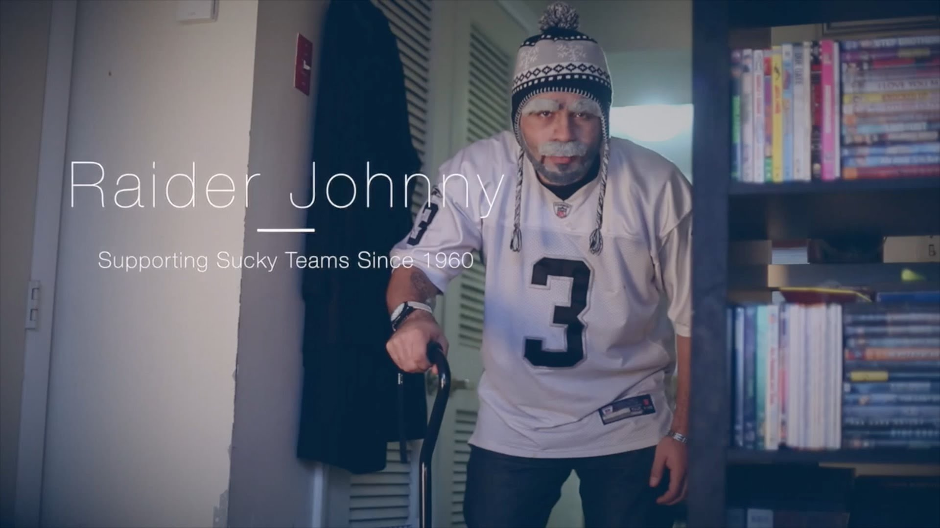 Rapper TheMadFanatic makes a Raiders diss song called