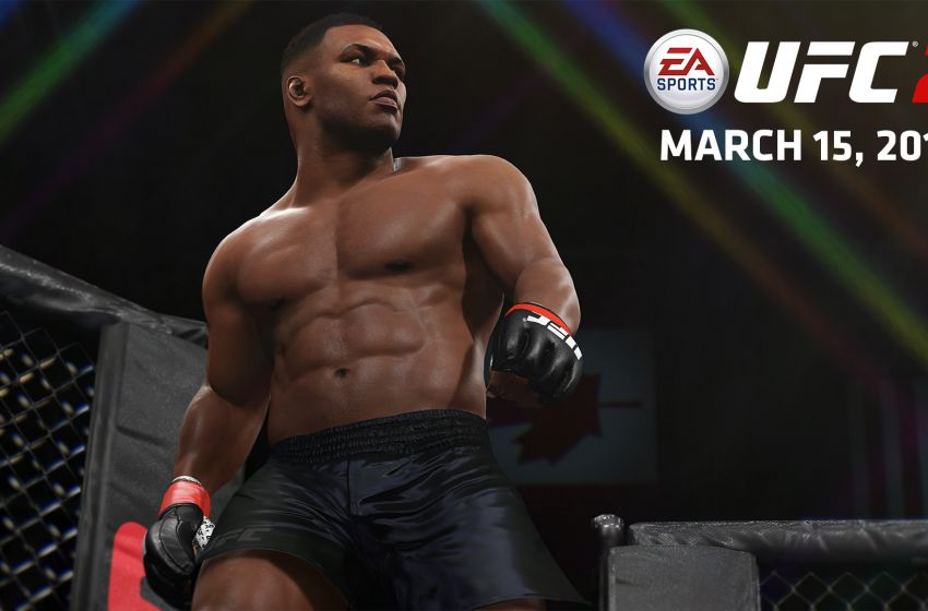 Mike Tyson to appear in UFC video game