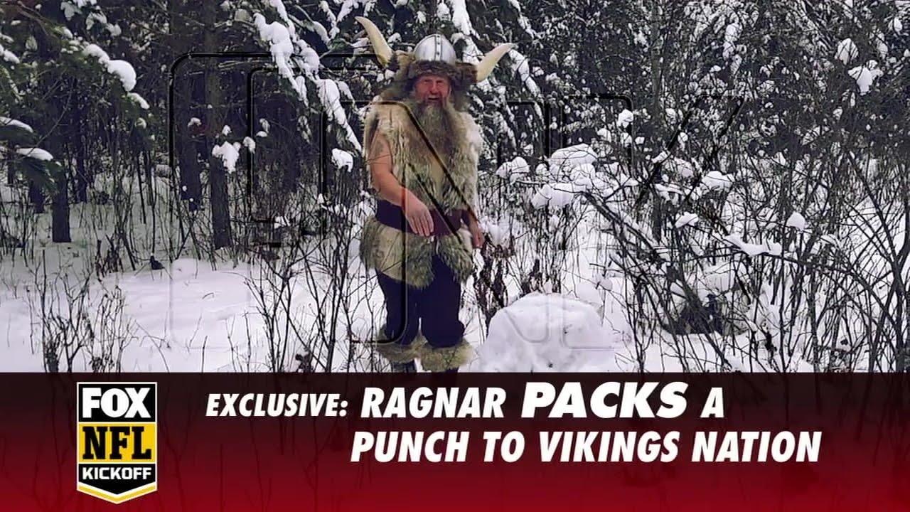 Betrayal: Vikings mascot jumps ship to the Green Bay Packers