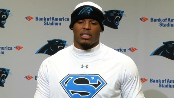 Cam Newton says him being African American might scare some people