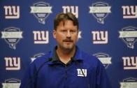 New York Giants introduce new head coach Bob McAdoo