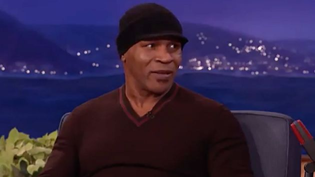 Mike Tyson gives Ronda Rousey advice on Conan