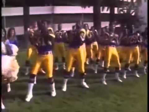 Hilarious Los Angeles Rams music video from the 1980's