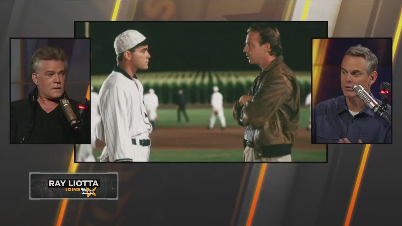Ray Liotta has never watched 'Field of Dreams' even though he starred in it