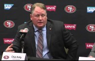 San Francisco 49ers introduce Chip Kelly (Press Conference)
