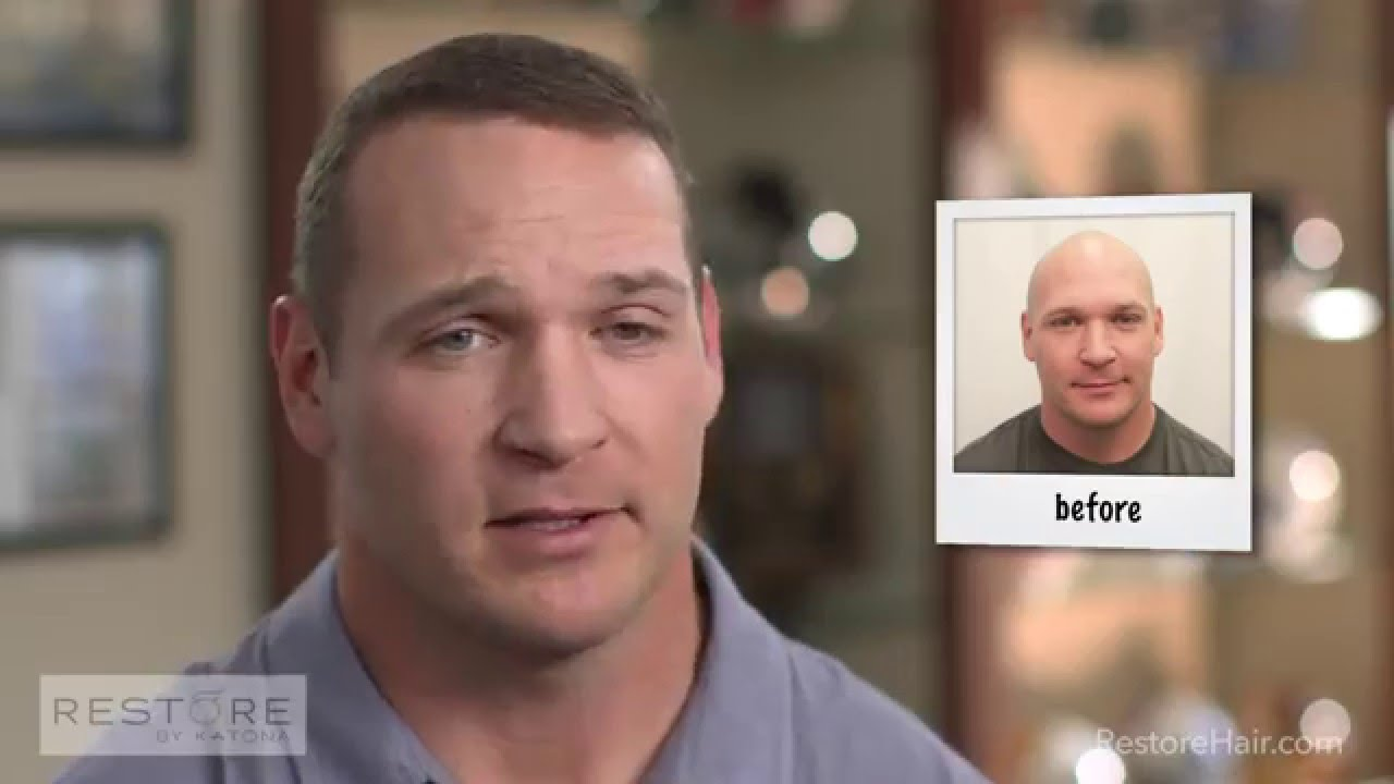The story behind Brian Urlacher's new hair