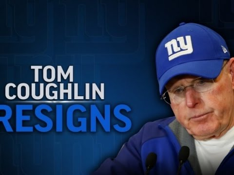 Tom Coughlin final message causes Eli Manning to get emotional
