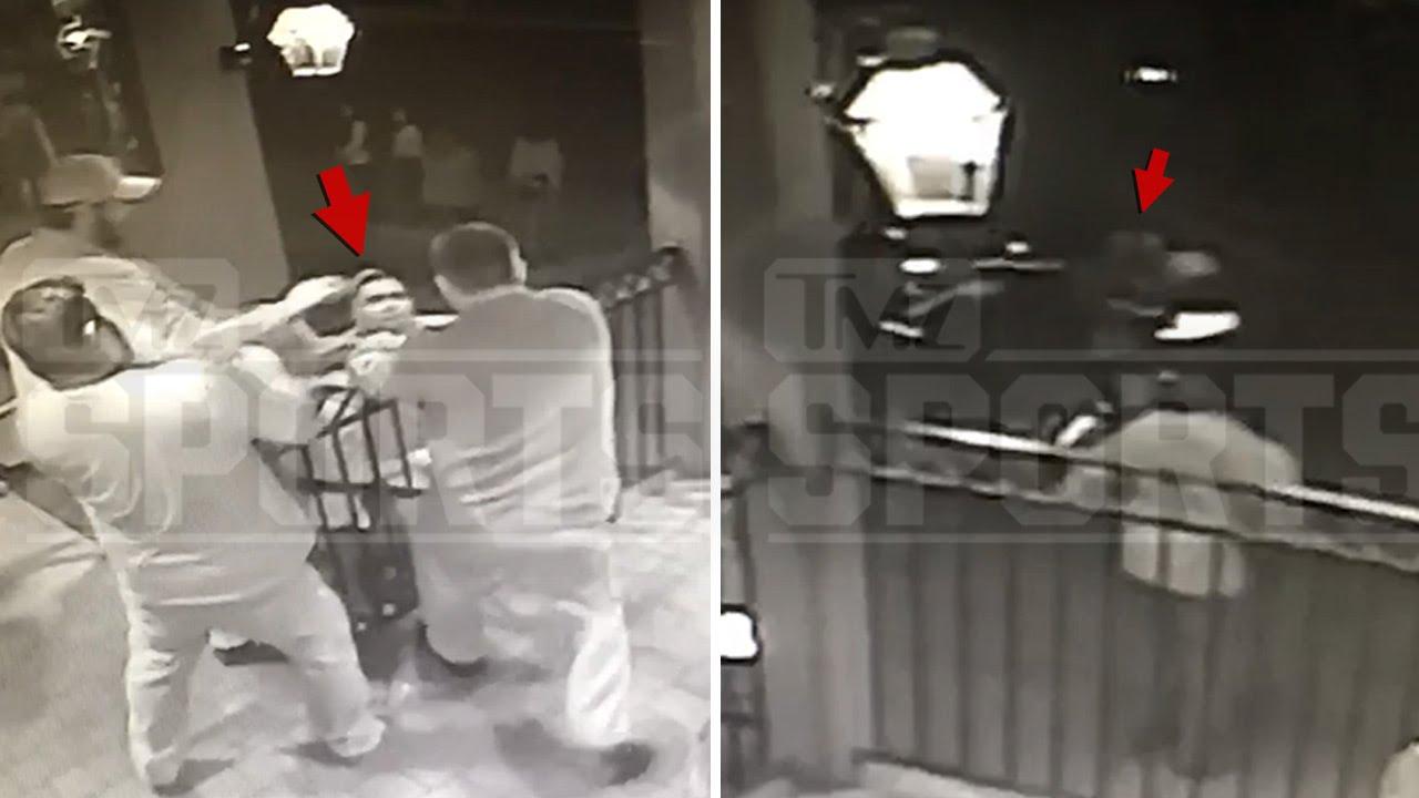Video of TCU's Trevone Boykin in a bar fight with cops