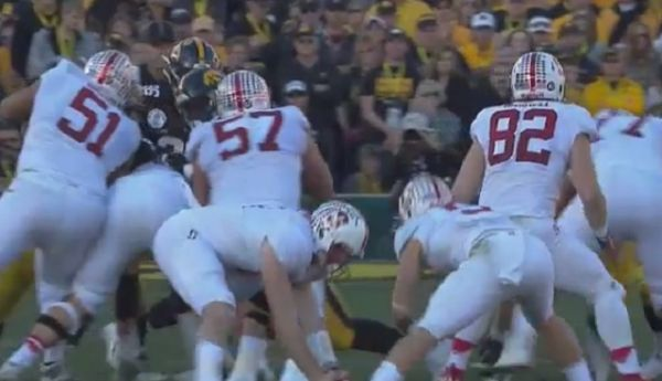 Genius Play Call: Stanford scores a touchdown on fake fumble play