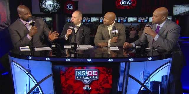 Inside The NBA breaks down trade deadline possibilities